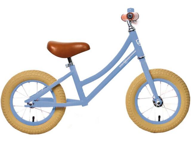 "Rebel Kidz Air Classic Bicicletas sin pedales 12,5"" Niños, light blue"